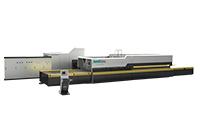 LD-AJ强制对流平钢化炉