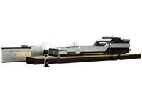 LD-ABJ强制对流平弯双向钢化炉